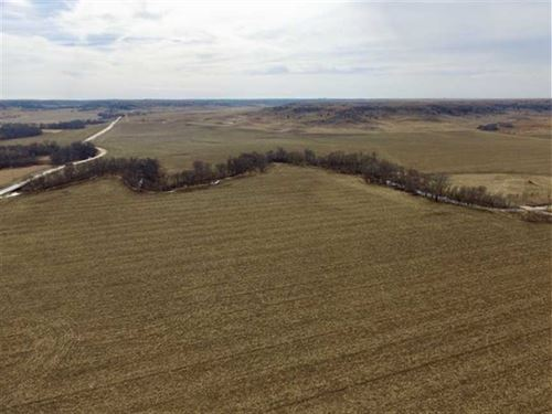 965 Acres of Pasture, Tillable : Natoma : Rooks County : Kansas