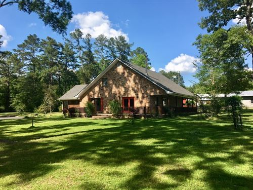 Home & 7 Acres- Amite County, : Summit : Amite County : Mississippi