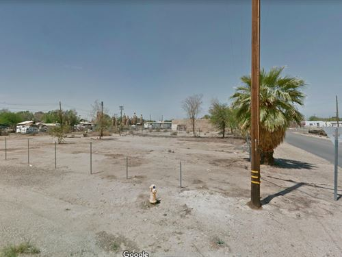 .1 Acres In Niland, CA : Niland : Imperial County : California