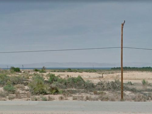 .82 Acres In Brawley, CA : Brawley : Imperial County : California