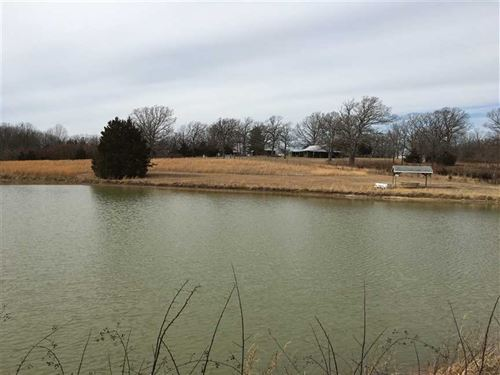 62 Acres w Lakes on South Hwy 63 : Edgar Springs : Phelps County : Missouri