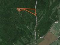 Goodman Home & 12 Acres : Goodman : McDonald County : Missouri