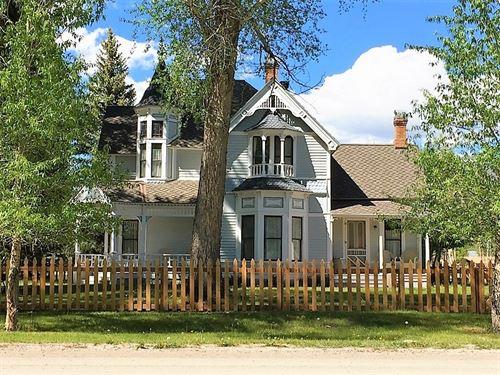 Victorian Charmer : Lake City : Hinsdale County : Colorado