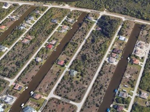 .25 Acres In Port Charlotte, FL : Port Charlotte : Charlotte County : Florida