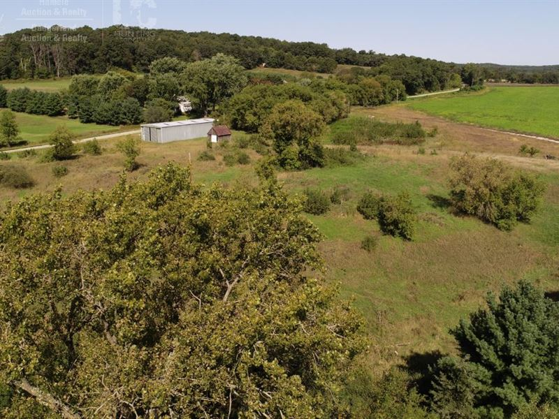 Premium Hunting Land : Westfield : Marquette County : Wisconsin