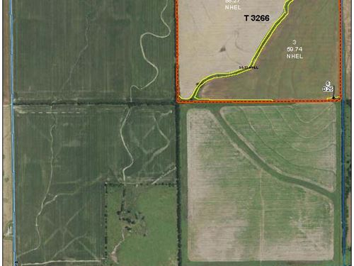 156 Ac Tillable, Sumner Co Ks : South Haven : Sumner County : Kansas