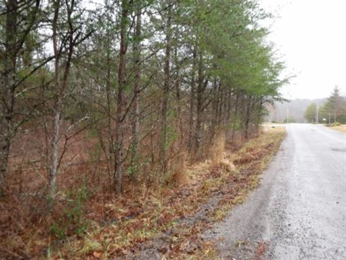 3.48Ac, Wooded, Mostly Level : Crossville : Cumberland County : Tennessee