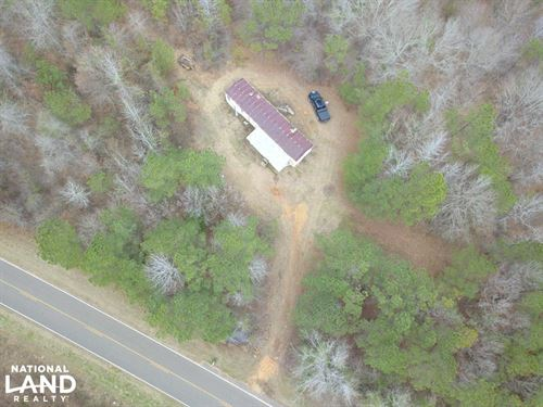 County Road 32 Homesite : Greensboro : Hale County : Alabama