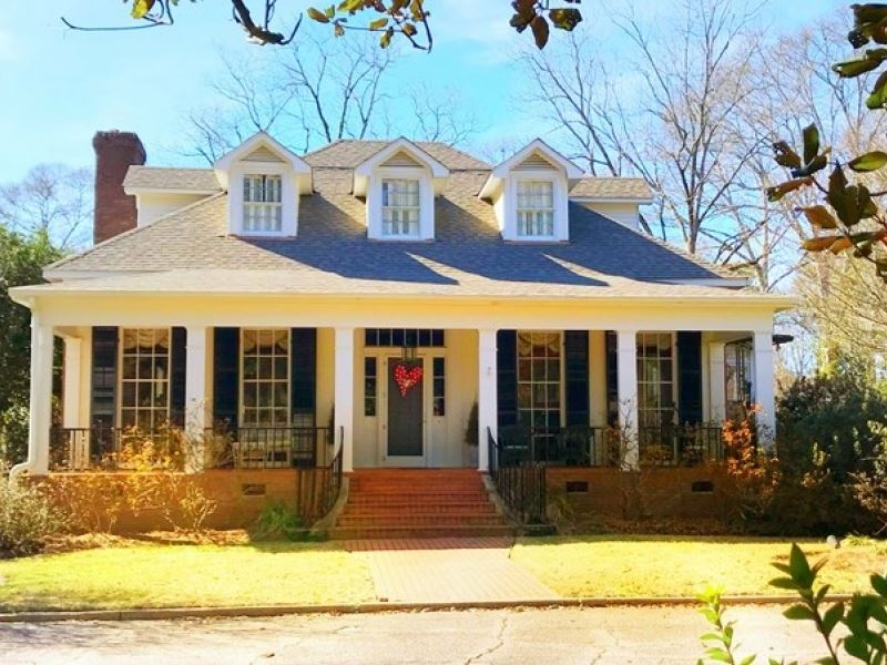 Southern Equine Estate Historic Hom : Summit : Pike County : Mississippi