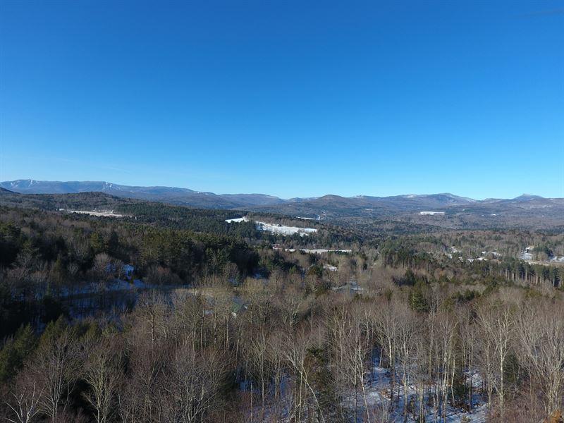Moretown Mountain Road : Moretown : Washington County : Vermont