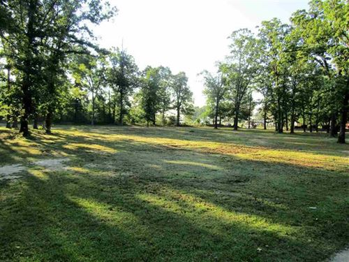 Beautiful Corner Lot To Build On : Powderly : Lamar County : Texas