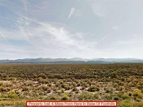 Nearly 6-Acre Lot In Colorado : Fort Garland : Costilla County : Colorado
