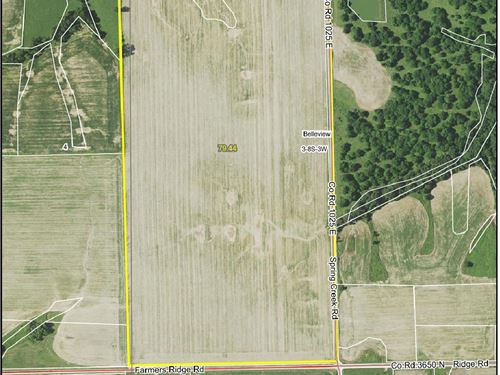 Great Investment Farm : Nebo : Calhoun County : Illinois