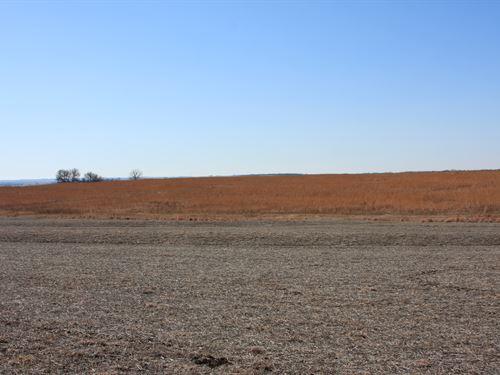 Richardson County Farm & Hunt : Humboldt : Richardson County : Nebraska