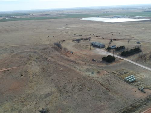 80 Acres And Home : Omega : Kingfisher County : Oklahoma
