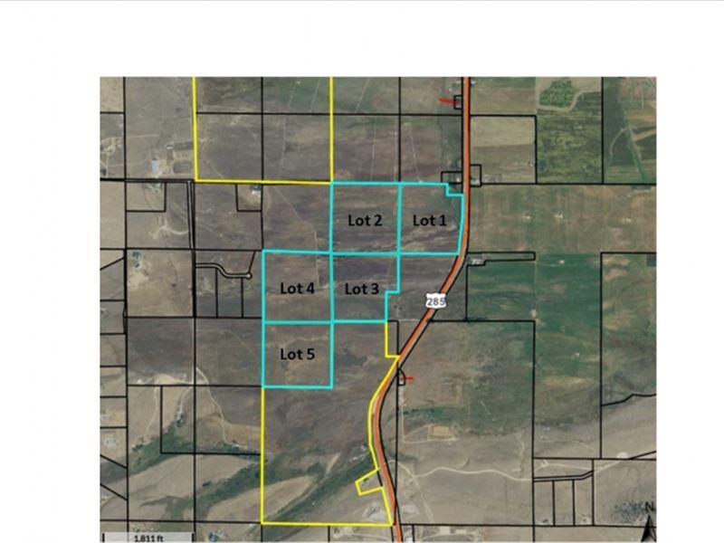 6931596, Lot 4 Cr 280, Nathrop : Nathrop : Chaffee County : Colorado