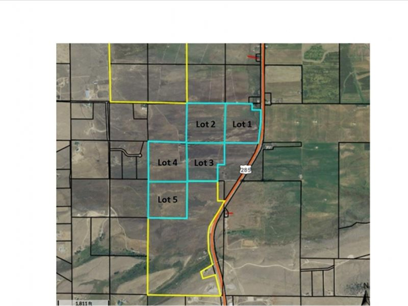 6577467, Lot 1 Cr 280, Nathrop : Nathrop : Chaffee County : Colorado