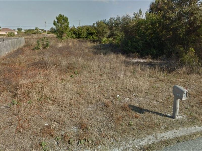 Lee, Fl $16,000 Reduced : Lehigh Acres : Lee County : Florida