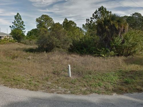 Lee County, Fl $65,000 For Both : Sw Lehigh Acres : Lee County : Florida