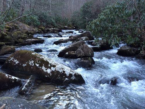 Little Snowbird : Robbinsville : Graham County : North Carolina