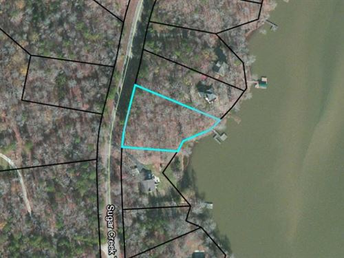Serene Lakefront Lot - Lake Oconee : Buckhead : Morgan County : Georgia