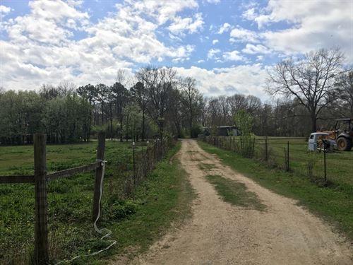 3-017 Montgomery County Horse Farm : Montgomery : Alabama
