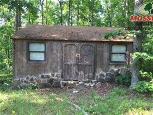 80 Acres on Indian Creek w/ Small : Shirley : Van Buren County : Arkansas