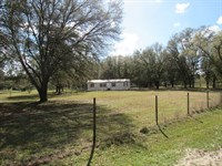 Nice 2.4 Acre Semi-Wooded 3/2 Croom : Brooksville : Hernando County : Florida