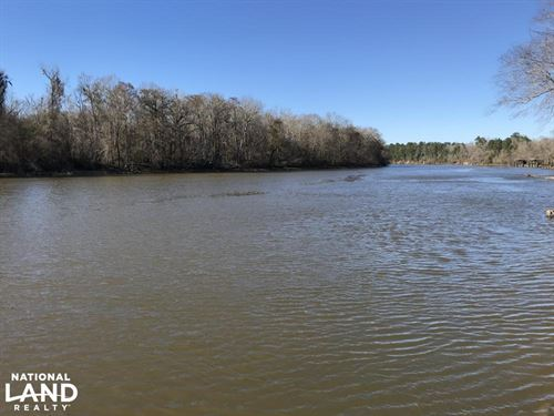 The Tensaw River Stockton Tract : Stockton : Baldwin County : Alabama