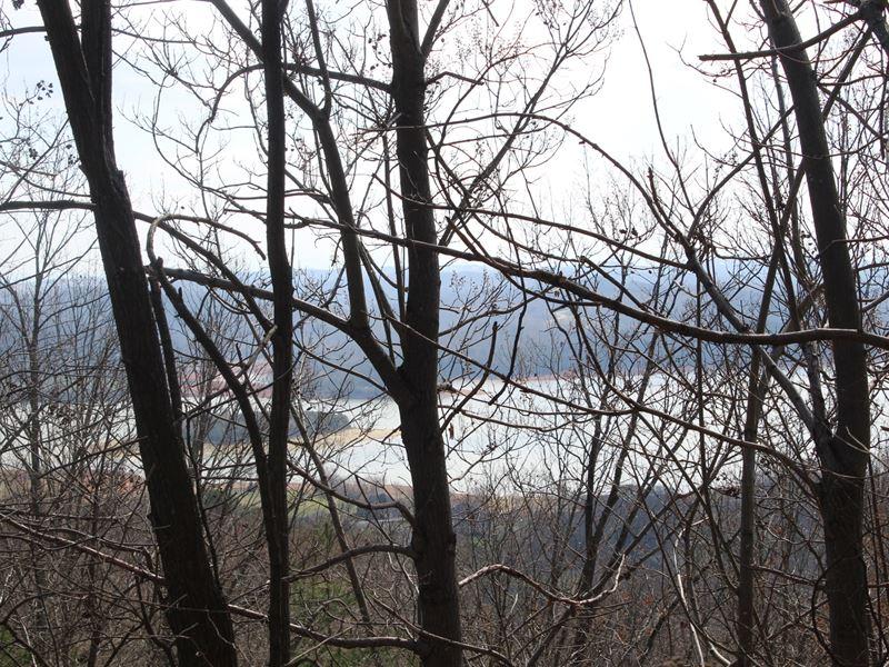 Sweeping Views Of Cherokee Lake : Mooresburg : Hawkins County : Tennessee