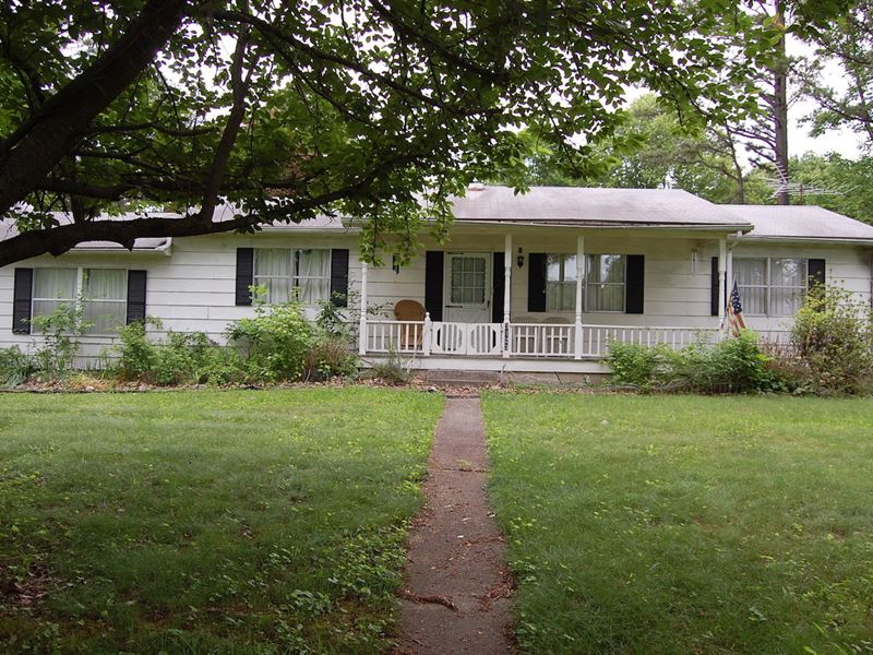 Plas Rd, 75 Acres : Vinton : Gallia County : Ohio
