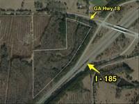 Commercial Property On I-185 : Pine Mountain : Harris County : Georgia