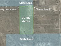 Ranch With Electricity & Rd Access : Deming : Luna County : New Mexico