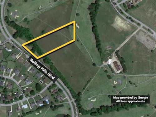 Land. Approx 3.2Ac Lot. Taxes ap : Montgomery : Alabama