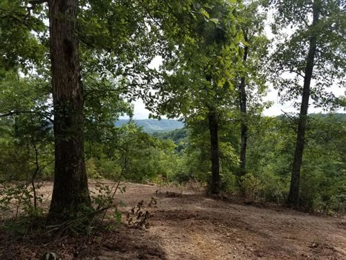 15.06 Ac Awesome Mtn & Valley Views : Gentry Lane : Clay County : Tennessee