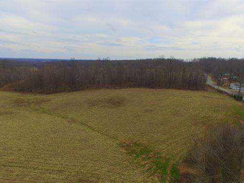 Beautiful 10 Acre Building Site : Bon Aqua : Hickman County : Tennessee