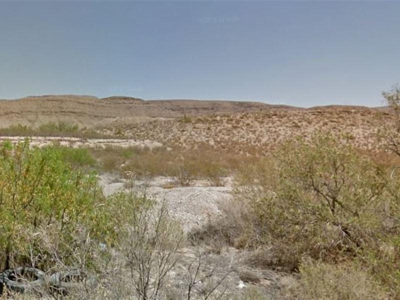 El Paso County, Tx $10,000 Neg : El Paso : El Paso County : Texas