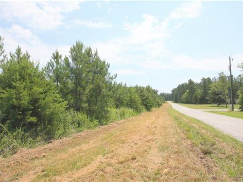 11.5 Private Acre Lot : Farmville : Cumberland County : Virginia