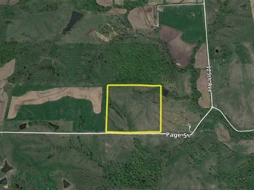 40 Acres M/L in Clarke County, IA : Murray : Clarke County : Iowa