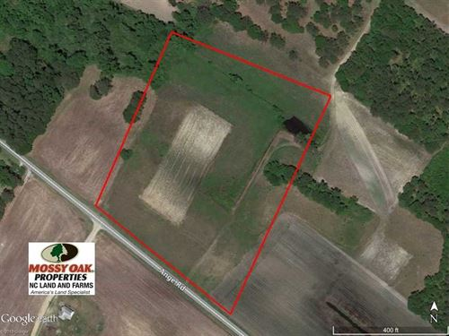 Under Contract, 10 Acres of Resid : Grifton : Craven County : North Carolina