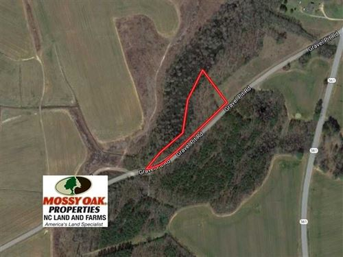 Under Contract, 1.65 Acres of Res : Tillery : Halifax County : North Carolina