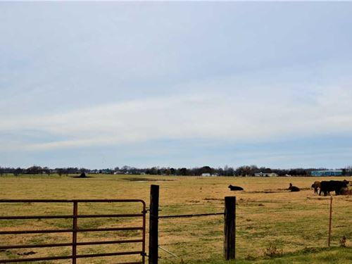 40 Buildable Acres : Lowell : Benton County : Arkansas