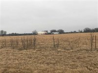 37 Acres of Great Pasture With Home : Deepwater : Henry County : Missouri