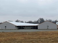 Ok Poultry Farms 80 Acres +/- : Oktaha : Muskogee County : Oklahoma