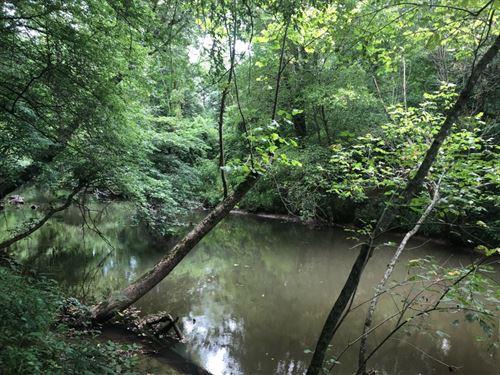 Sandy Creek : Asheboro : Randolph County : North Carolina