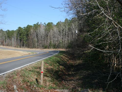 90 Acres in Jamesville, NC : Jamesville : Martin County : North Carolina