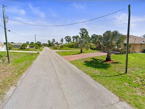 .25 Acres In North Port, FL : North Port : Sarasota County : Florida