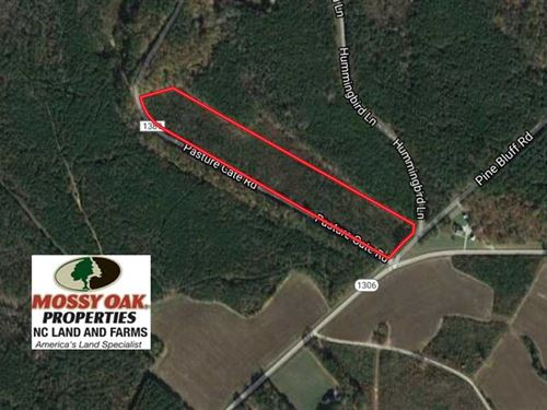 Under Contract, 13.79 Acres of Ti : Macon : Warren County : North Carolina