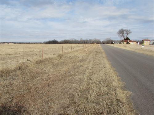 Kielhorn Ranch Tract 3 : Silverdale : Cowley County : Kansas