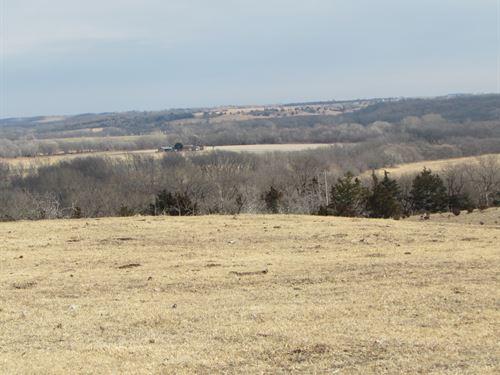 Kielhorn Ranch Tract 5 : Arkansas City : Cowley County : Kansas
